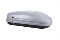 Бокс автомобильный багажный Евродеталь Магнум 350 серый карбон 1400х900х420м (автобокс Magnum ED5-024B)