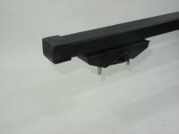 Багажник на крышу на высокие рейлинги Мамонт прямоугольные поперечины 1.3м