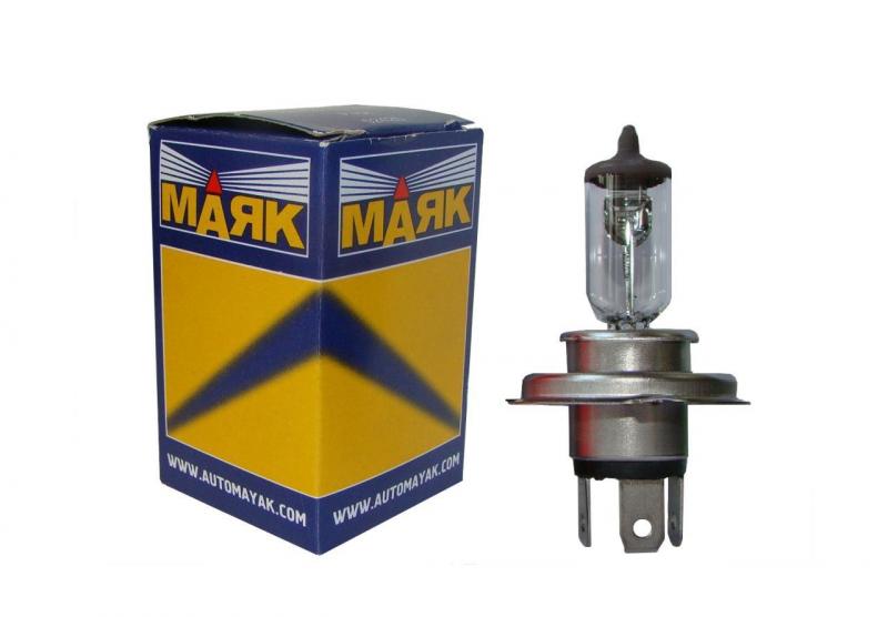 лампа маяк h4 standard