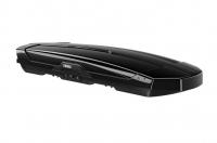 Бокс на крышу грузовой THULE Motion XT Alpine черный глянцевый 450л 232х95х35 (автобокс автомобильный, двустороннее открытие, 629501)