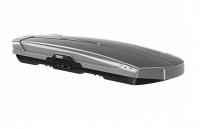 Бокс на крышу грузовой THULE Motion XT Alpine серебристый глянцевый титан 450л 232х92х35 (автобокс автомобильный, двустороннее открытие, 629500)
