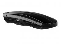 Бокс на крышу грузовой THULE Motion XT XL 500 черный глянцевый 400л 215х92х44 (автобокс автомобильный, двустороннее открытие, 629801)