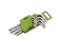 Набор ключей TORX Дело Техники 9 шт короткие (звездочки) 563090