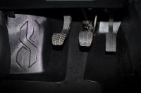 Накладка на ковролин пола со стороны водителя Lada Vesta 1шт АртФорм (Лада Веста, яго)