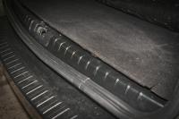 Накладка в проем багажника Renault Duster 2011- АртФорм (Рено Дастер, яго)