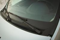Накладка в проем стеклоочистителей (Жабо без скотча) Lada Largus 2012- АртФорм (Лада Ларгус, яго)