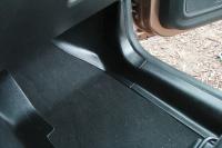 Накладка на ковролин пола передние Lada Xray 2016- АртФорм комплект 2 шт (Лада Икс Рэй, яго)