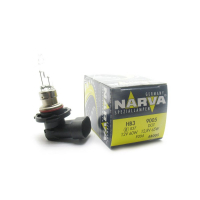 Галогенная лампа NARVA Standart НB3 12V 60W 1шт, 48005