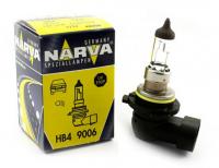 Галогенная лампа NARVA Standart НB4 12V 51W 1шт, 48006