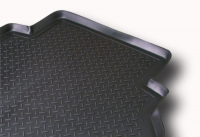Коврик в багажник полиуретан, высокий борт Norplast NPL-P-6905 (Renault Duster, Дастер 2011-2015)