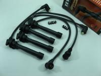 Провода высоковольтные ВАЗ 2112 16-кл двиг 1.5 л Tesla T774S (провода вв, свечные, 2112-3707080)