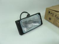 Фара противотуманная белая ВАЗ 2110 Bosch ALRU.676.512.009-01 (Лада 2110-2115 фара штатная дополнительная без лампы, под лампу H3)