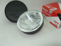 Фара противотуманная белая круглая ОСВАР 2101.3743-04 1шт (дополнительная, с защитной крышкой, лампа в комплекте H3)