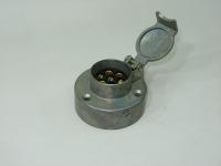 Разъем соединительный прицепного устройства 12V Точмаш ПС300АЗ  (розетка фаркопа)