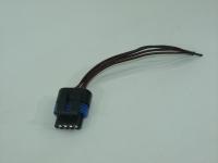 Разъем проводки с проводом Cargen AX-317 РХХ (регулятора холостого хода, ВАЗ)