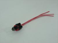 Разъем проводки с проводом Cargen AX-315 РДПДЗ (датчика положения дроссельной заслонки ДПДЗ, ВАЗ)