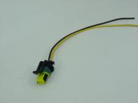 Разъем проводки с проводом Cargen AX-316 РДТ (датчика температуры, ВАЗ)
