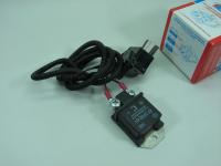 Трехуровневый регулятор напряжения Энергомаш  67.3702-01 (ВАЗ 2108-21099, 2107, 21213 реле зарядки 3-х уровневый)