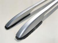 Рейлинги на крышу продольные Winbo OE Style PW00414905 (Kia Sportage 10-15 серебристые, алюминиевые детали)