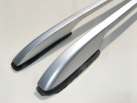 Рейлинги на крышу продольные Winbo OE Style PW00414905 Kia Sportage 2010-2015 серебро (Киа Спортэйдж, винбо)