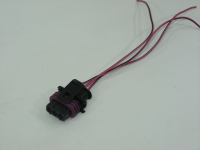 Разъем проводки с проводом Cargen AX-319 РМП (модуля зажигания нового образца, катушки, ВАЗ)