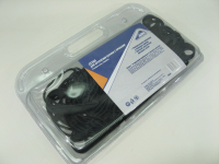 Сетка напольная в багажник Nova Bright 36949 90x150 см (сетка крепления груза, 6 пластиковых крюков в комплекте)