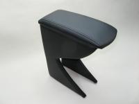 Подлокотник Line Vision для Nissan Almera 12- Стандарт черный (Ниссан Альмера, лайн вижн 37001ISB)