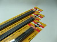 Резинка щетки стеклоочистителя SWF 115753 650мм комплект 2шт (ленты дворников, профиль Mersedes)
