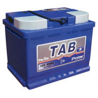 Аккумулятор TAB Polar 60 А\ч обратная полярность 121860