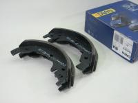 Колодки тормозные барабанные задние Dafmi DA110 комплект 4шт (Таврия Славута аналог 1102-3502090)