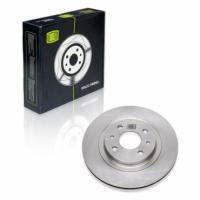 Диск тормозной передний ВАЗ 2112 R14 Trialli DF142 комплект 2шт вентилируемые (диски тормозные 2112, ВАЗ)