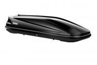 Бокс на крышу грузовой THULE Touring Sport 600 черный глянцевый 300л 190х63х39 (автобокс автомобильный, одностороннее открытие, 634601)