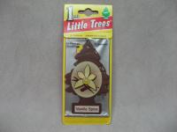 Ароматизатор Car-Freshener Vanilla Spice (eлочка, ванильный оттенок) U1P-10204