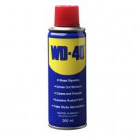 Смазка универсальная WD-40 аэрозоль проникающая (жидкий ключ) 200мл 10-00454A