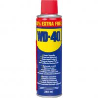 Смазка универсальная WD-40 аэрозоль проникающая (жидкий ключ) 240мл 10-00854A