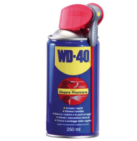 Смазка универсальная WD-40 аэрозоль проникающая (жидкий ключ) 250мл 10-00770A