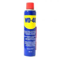Смазка универсальная WD-40 аэрозоль проникающая (жидкий ключ) 300мл 10-00455A