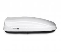 Автобокс на крышу MaxBox PRO 460 белый глянец 175х84х42 см (максбокс про, KP-56786)
