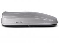 Автобокс на крышу MaxBox PRO 520 серый матовый 196х80х43 см (максбокс про, KP-56478)
