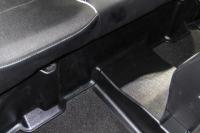 Накладка на ковролин заднего ряда Renault Arkana АртФорм комплект 2шт (Рено Аркана, яго)