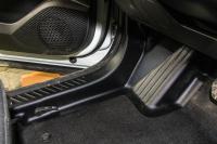 Накладка на ковролин пола передние Renault Arkana АртФорм комплект 2 шт (Рено Аркана, яго)