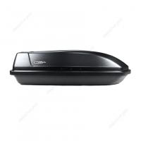 Автобокс на крышу MaxBox PRO 520 черный глянец 196х80х43 см (максбокс про, KP-45364)
