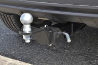 Фаркоп съемный квадрат Hyundai Tucson 2015- PT Group 06041501 (хендай туксон тсу прицепное устройство пт групп)