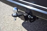 Фаркоп съемный квадрат Toyota Land Cruiser Prado 200 Executive/Excalibur 2019- PT Group 09101501 (тойота лэнд крузер прадо тсу прицепное устройство пт групп)