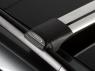 Комплект опор и поперечин багажника на высокие рейлинги Yakima RailBar S45Y серебро 2 шт между рейлингами 98-108 см (рейлинг с просветом, якима рэйлбар 8050204)