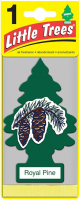 Ароматизатор Car-Freshner Royal Pine (елочка, королевская сосна) U1P-10601