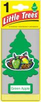 Ароматизатор Car-Freshner Green Apple (елочка, зеленое яблоко) U1P-10616