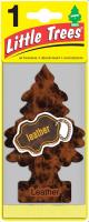 Ароматизатор Car-Freshner Leather (елочка, запах кожи) U1P-10690