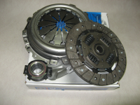 Сцепление комплект 1118 Калина АвтоВАЗ 190мм (корзина, диск, выжимной).