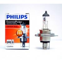 Галогенная лампа PHILIPS Rally H4 12V 100/90W 1шт, 12569RAC1
